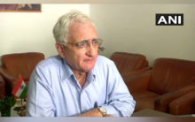 Cong. leaders accuse Salman Khurshid of damaging party