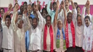 Photo of TS: Political parties display solidarity with RTC workers