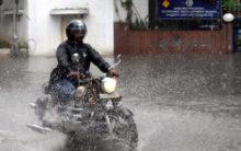 Three-day spell of rain forecast in TS