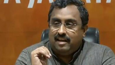 Photo of J&K politicians' release at appropriate time: Ram Madhav