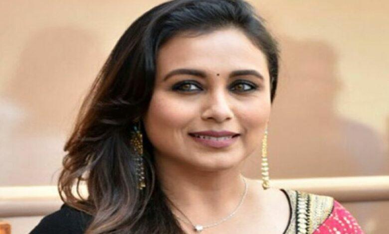 Rani Mukerji: There is essence of Ma Durga in 'Mardaani 2'
