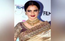 ANR National Award: Rekha praises Sridevi