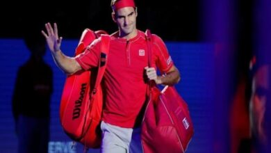 Photo of Roger Federer withdraws from ATP Cup