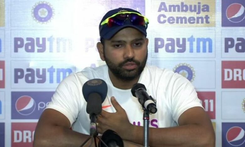 Training of your mind is vital, Rohit Sharma on opening innings in Test cricket