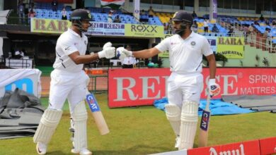 Photo of Vizag Test: Mayank, Rohit consolidate India's position on day two