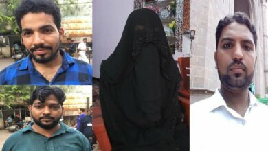 Photo of Hyderabad: Sorcerer rapes woman in front of husband