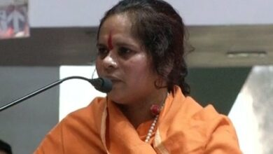 Photo of Sadhvi Prachi claims threat to life, demands security