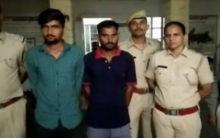 Two held in Salman Khan death threat case