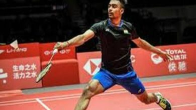 Photo of Sameer Verma crashes out of Denmark Open