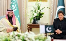 Saudi CP called back PM's plane: Pakistan rubbish claim
