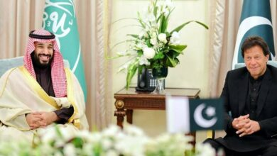 Photo of Imran Khan discusses bilateral ties with Saudi Crown Prince