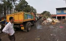 Shortage of Garbage trucks in Hyderabad