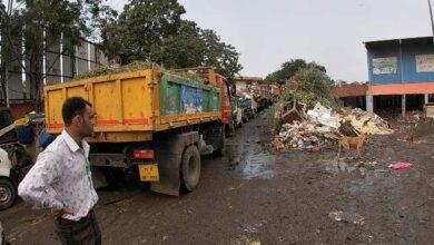 Photo of Shortage of Garbage trucks in Hyderabad