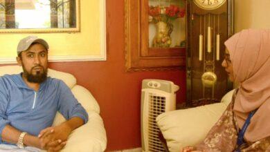Photo of Hyderabadi artist in UAE, making worldwide waves in Graphics