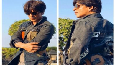 Photo of Shah Rukh Khan looking for his inner 'fashionista'