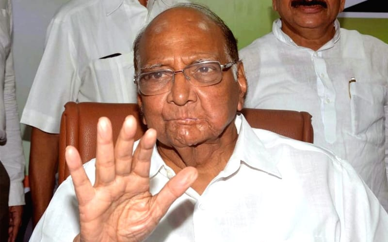 "PM Modi offered to ""work together"" but I refused: Pawar"