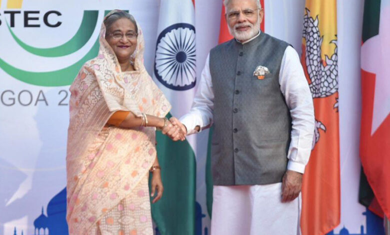 Bangladesh PM in India: Expresses 'great concern' over NRC