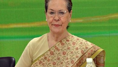 Photo of Sonia calls meeting of party top brass on Nov 2