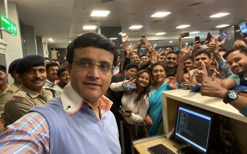 Love of people makes you feel grateful: Sourav Ganguly