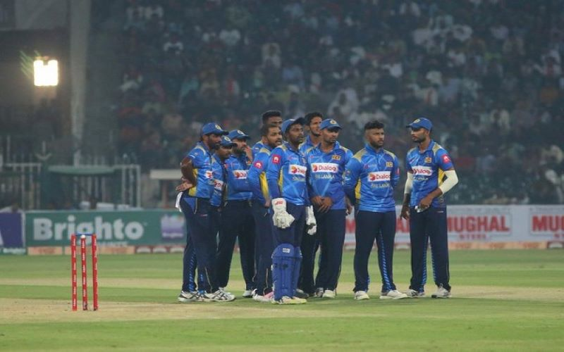 Danushka, Nuwan Pradeep star as SL defeat Pak in first T20I
