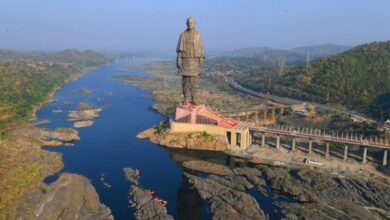 Photo of 26 lakh tourists visited 'Statue of Unity' in one year: PM Modi