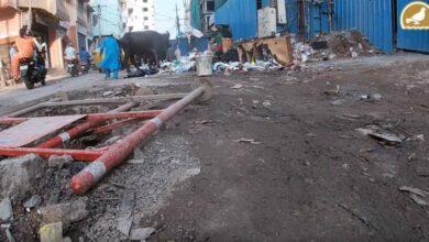 Photo of Civic body turns blind eye to manholes
