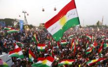 Kurds hurl rocks at Russian-Turkish Syria patrol
