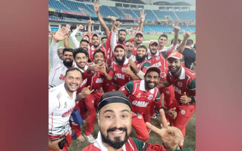 Oman qualifies for ICC Men's T20 World Cup 2020