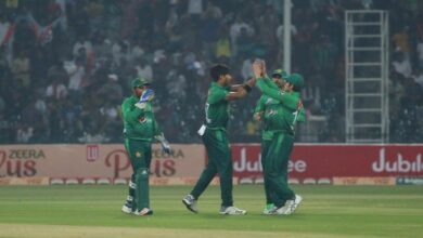 Pak pacer Mohammad Hasnain youngest player to take T20I hat-trick