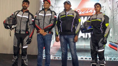 Photo of TVS Motor Company launches TVS Racing Performance Gear