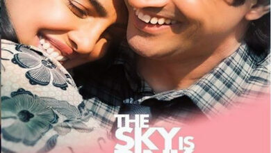 Photo of 'The Sky is Pink' opens to lukewarm response