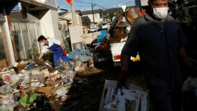 Photo of Typhoon Hagibis in Japan: Death toll rises to 72
