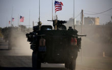 US troop level in Syria stable despite announced withdrawal