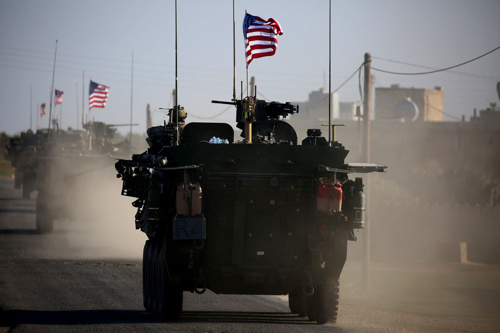 US military ops in Syria getting complicated for Washington