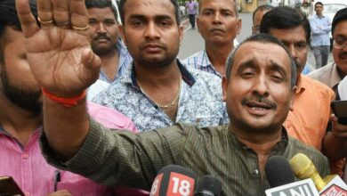 Photo of Unnao rape case: Cross-examination of survivor's sister in court