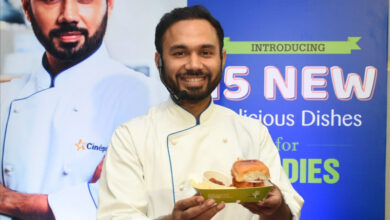 Photo of Cinepolis launches 15 new dishes for foodies in Hyderabad