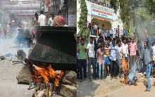 Hyderabad: Osmania University student unions' plan protest today