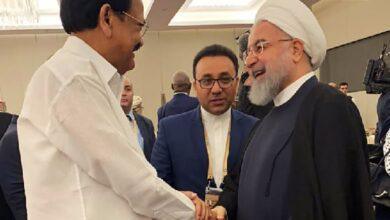 Photo of VP Naidu meets world leaders on sidelines of 18th NAM summit