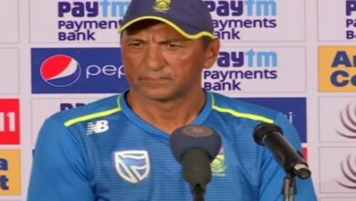 Photo of We bowled well this morning, says South Africa bowling coach Barnes