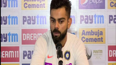 Photo of Saha is going to start for us in series against SA, says Kohli