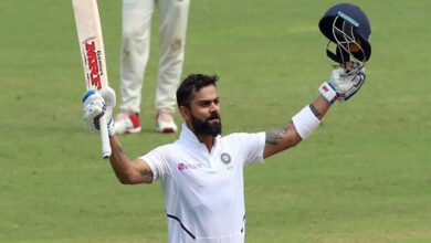 Photo of Too early to compare us with Windies of '70s: Kohli