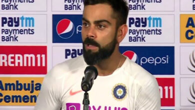 Photo of Kohli leads cricketers in condemning Hyd gang rape-murder