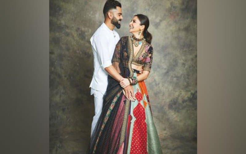 Virat, Anushka lit up Diwali with love