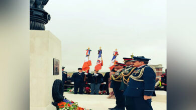 Photo of India, France pay homage to WWI brave hearts in Paris
