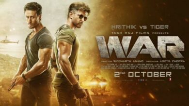 Photo of 'War' crosses Rs 300 cr in India, director calls it phenomenal