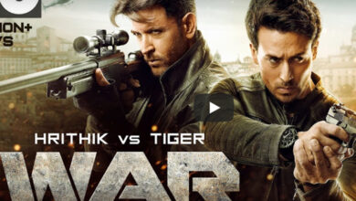 Photo of Hrithik, Tiger's War breaks 8 box office records on first day