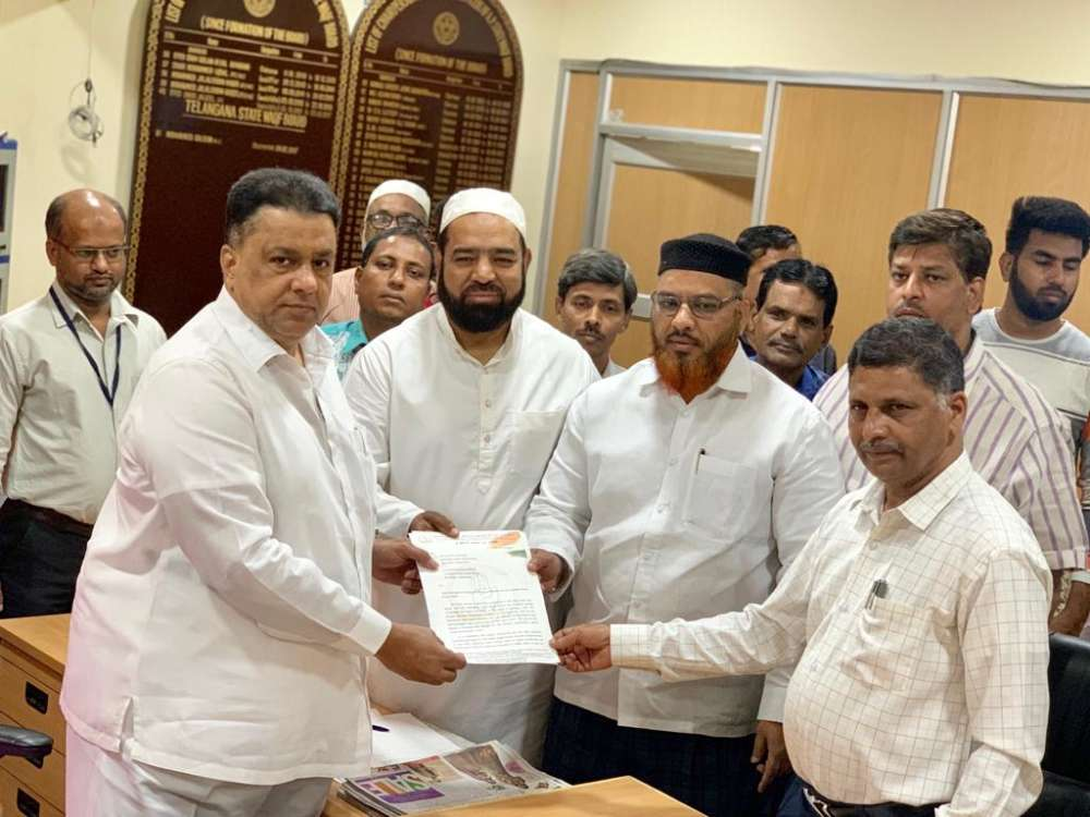 Hyderabad: Congress questions Wakf Board over 'Talaq and Qhula'