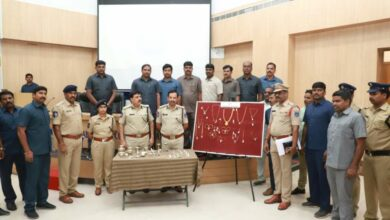 Hyderabad: Gang from UP held for burglaries