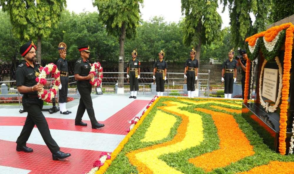 Hyderabad: 1EME centre celebrates 77th EME corps day