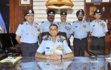 Air Marshal J. Chalapati takes over as commandant of IAF